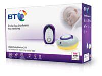 אינטרקום דיגיטלי נייד לתינוקות Baby Monitor Bm200