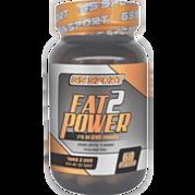 פאט טו פאוור כמוסות אנרגיה Fat2power