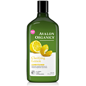 מרכך שיער אורגני לימון
