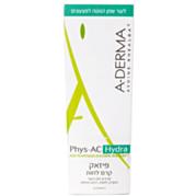 פיזאק הידרה קרם לחות לעור שמן הנוטה לפצעונים A-Derma Phys-AC Hydra Compensating Cream