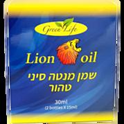 שמן מנטה סיני טהור Lion Oil