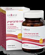 "מגה-פרוביוטיק 500 מ""ג Mega Probiotic"