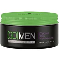 חימר עיצוב שיער לגבר 3D MEN Texture Clay