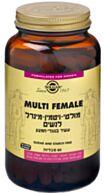 מולטי פימייל: מולטי ויטמין מינרל לנשים Multi Female