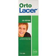 שטיפת פה בטעם מנטה עדין Orto Lacer