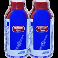 תרחיף מגנזיום נוזלי לשתייה בטעם תות - זוג Milk of Magnox