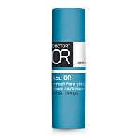 שפתון טיפולי לשפתיים יבשות וסדוקות +AcuLip SPF50