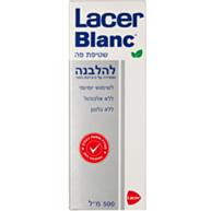 שטיפת פה להלבנה Lacer Blanc