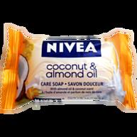סבון מוצק בניחוח קוקוס ושמן שקדים Coconut&almond oil