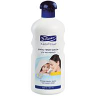 אל סבון מועשר בלחות לתינוק ולעור עדין Kamil Blue