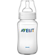 """בקבוק קלאסיק לתינוק 260 מ""""ל Avent"""