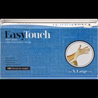 כפפות לטקס מידה Easy Touch XL