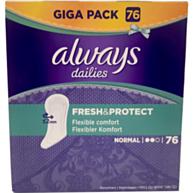 מגן תחתון - נורמל Fresh & Protect