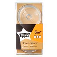 זוג פטמות שלב 3 - Closer to Nature +6M